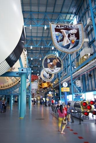 ケネディースペースセンター 1日観光