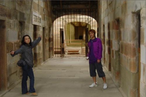ポートアーサー刑務所跡とタスマン国立公園