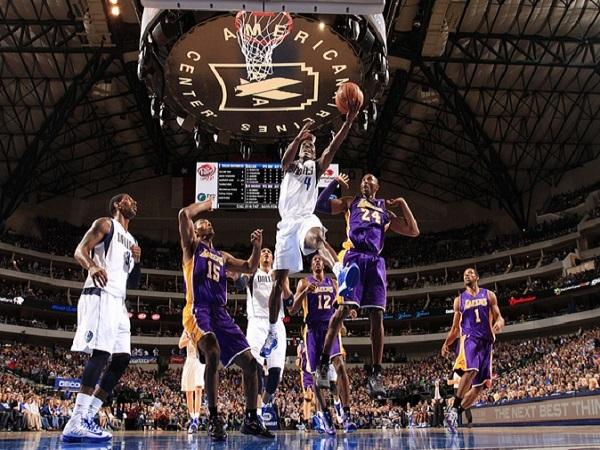 NBA バスケットボール観戦ツアー