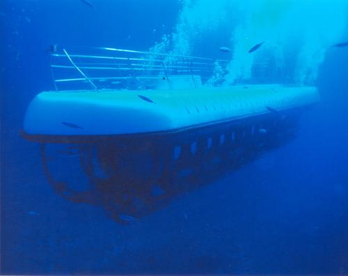 【マウイ島潜水艦ツアー】アトランティス・サブマリン・マウイ