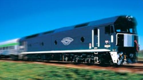 列車の旅 オーバーランド (アデレード TO メルボルン)