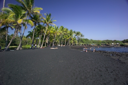 【ハワイ島1周観光】サークルアイランド・ツアー(マウナケア山頂夕陽&星空観測付き/なし)
