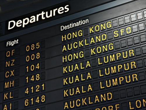 ゴールドコースト空港・混載日本語送迎サービス