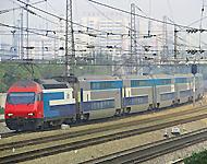 広州行き列車(広九直通列車)チケット