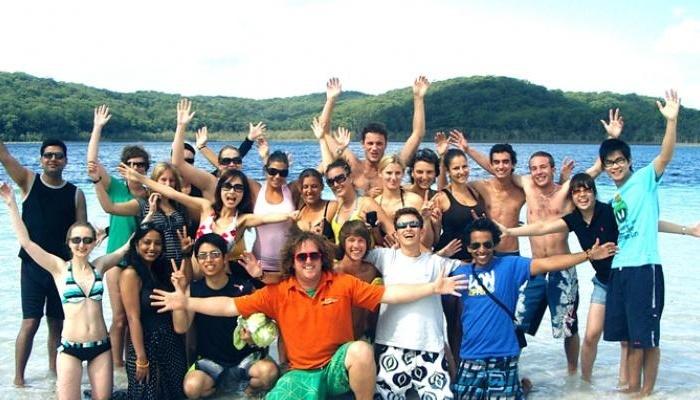 1泊2日フレーザー島4WDサファリツアー