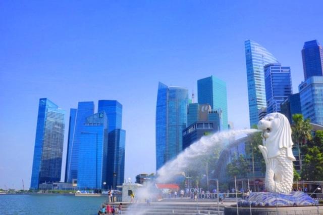シンガポールフライヤーにも乗車! シンガポール魅力満載市内観光(飲茶ランチつき!!)