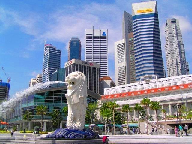 シンガポール半日観光