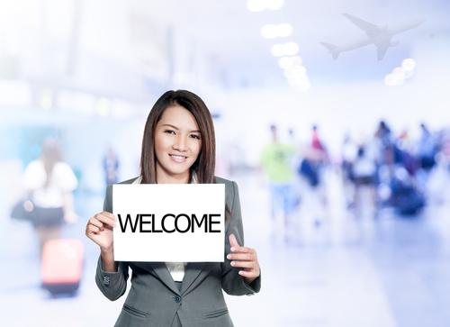 ダラス空港乗継お手伝いサービス