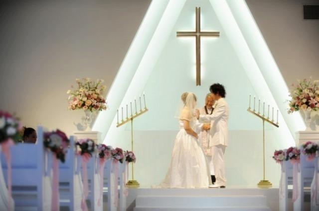 【人気教会での挙式&ビーチ撮影付き♪】ウェディング・パッケージ (プリマリエ教会)