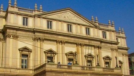 『偉大なる音楽家たちの足跡』を巡る(オペラの街ミラノ・半日ウォーキングツアー)