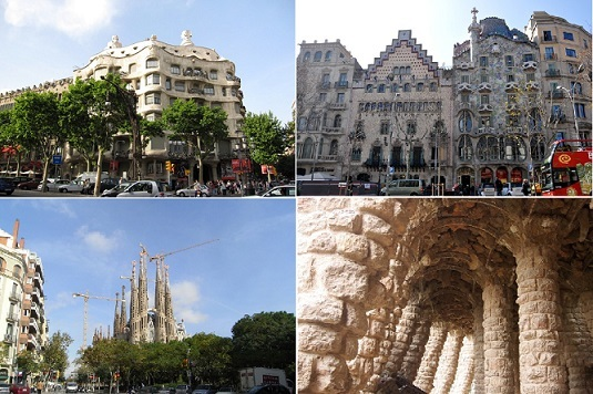 サグラダファミリア入場! 王道のバルセロナ市内観光午前ツアー