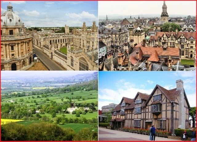 12月25日限定:シェイクスピア所縁の地でのクリスマス・ランチ、オックスフォードとコッツウォルズ(英語)