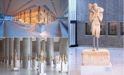 アクロポリスとアクロポリス博物館をご案内! 午前観光(入場券、日本語公認ガイド付)