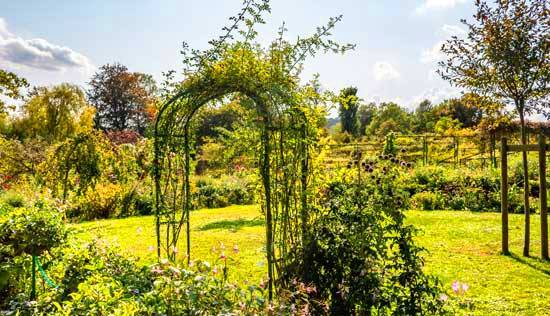 ジヴェルニーガイドつき観光ツアー:クロード・モネの邸宅と庭(英語)