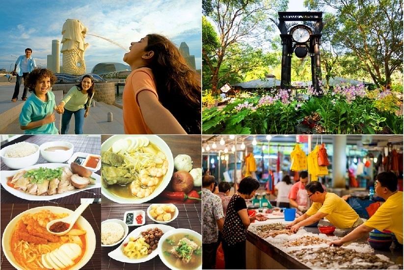 【シンガポール】市内観光ダイジェスト&チョンバルとハウパーヴィラ