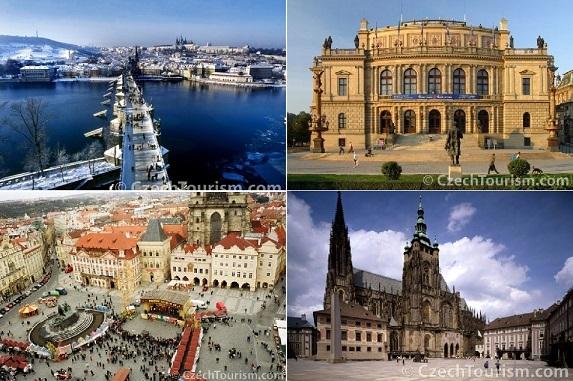 百塔の街を巡る プラハ半日観光<午前>