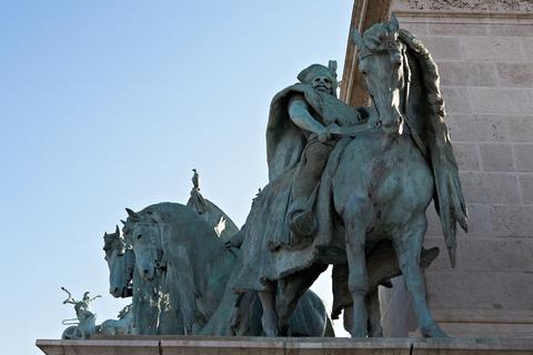 世界遺産を訪ねて、ブダペスト市内半日観光ツアー<午前>