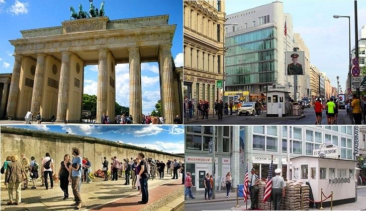 [マイバス]「ベルリンの壁」をテーマに歩く、半日観光ツアー(日本語観光ガイド)