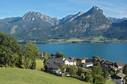 ザルツブルグと湖水地方