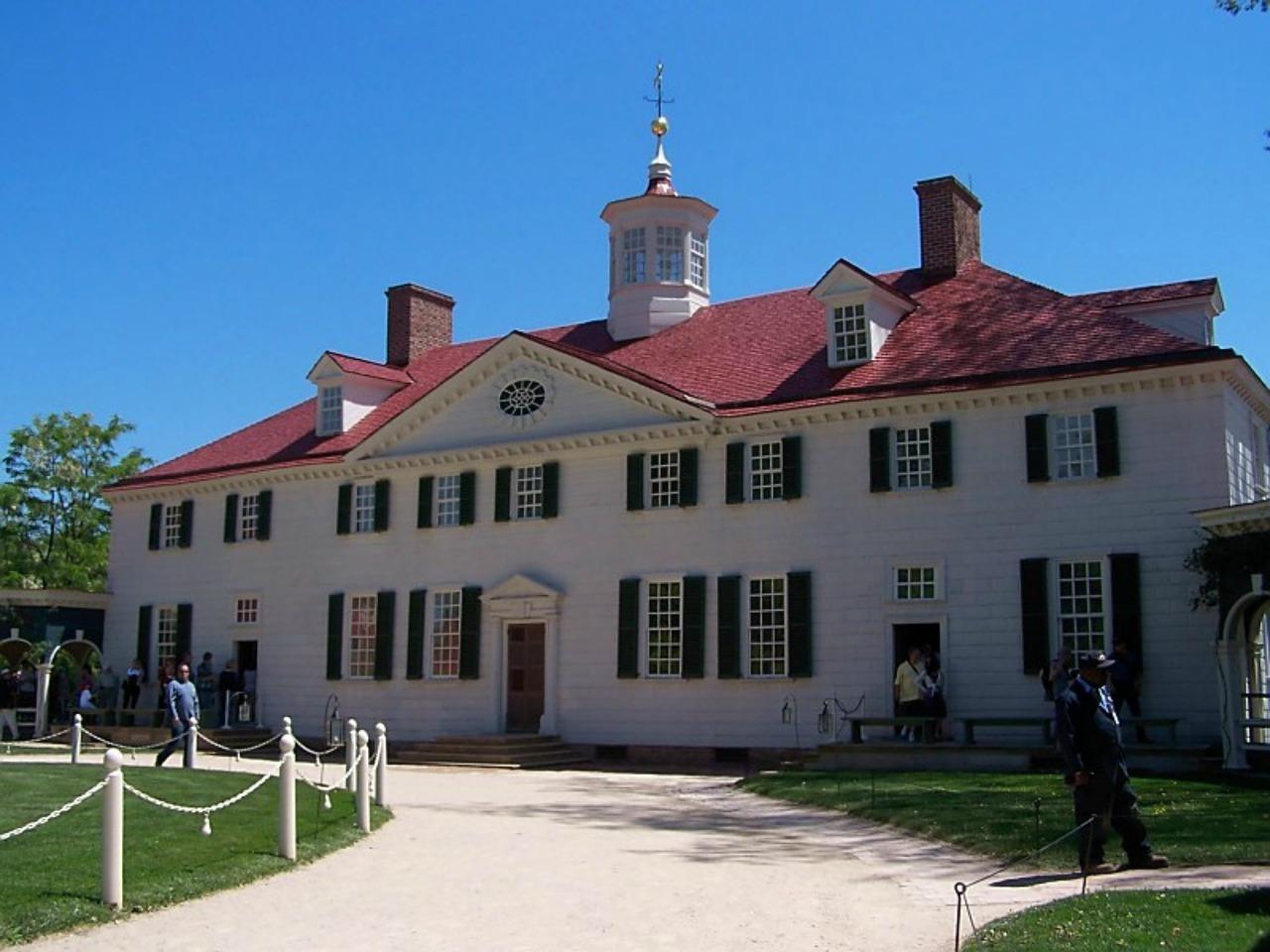 ジョージ・ワシントンの家とマウント・バーノン 半日観光