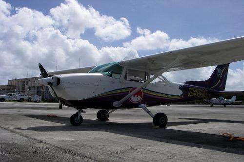 上級体験操縦飛行(飛行時間約55分)