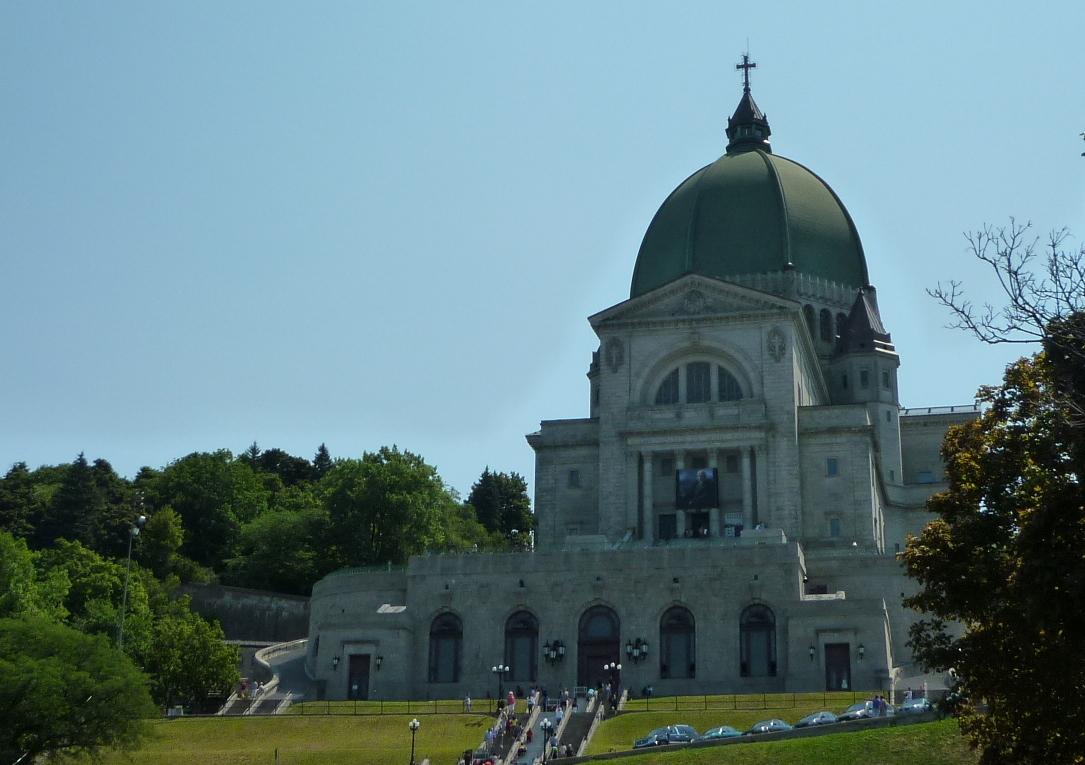 モントリオール半日観光
