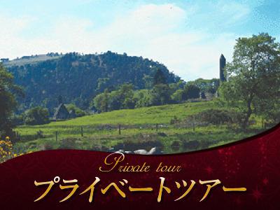 [みゅう]【プライベートツアー】大自然ウィックロウ渓谷の聖地!「7つの教会の町」グレンダーロッホ半日観光