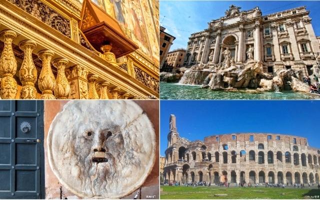 【期間限定/1日12名限定】バチカン美術館と世界遺産を車で巡る! ローマ王道1日観光(公認ガイド、ランチ付)