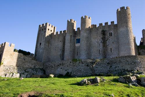 オビドスの城