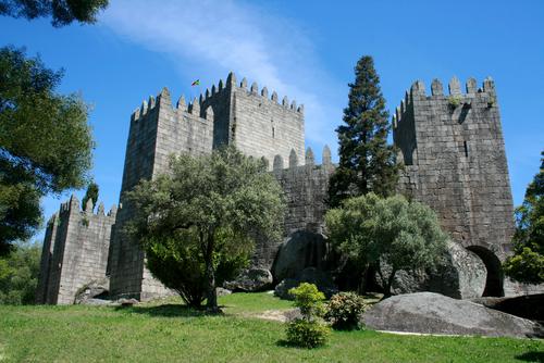 ギマランイスの古城