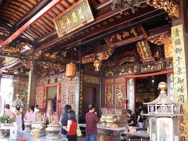 チェンフーテン中国寺院