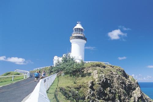 オーストラリア大陸最東端・バイロンベイ灯台
