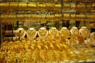 ゴールド スーク(金の市場)