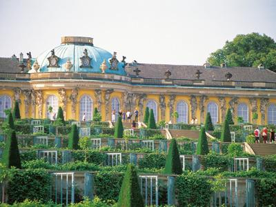 サンスーシ庭園