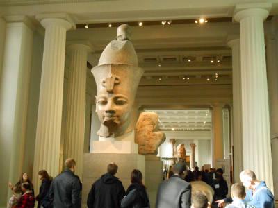 大英博物館・古代エジプトギャラリー