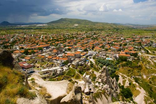 オルタヒサール村