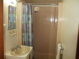 船内のシャワー室