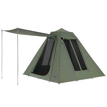レンタルのテント。2名様でご利用いただけます