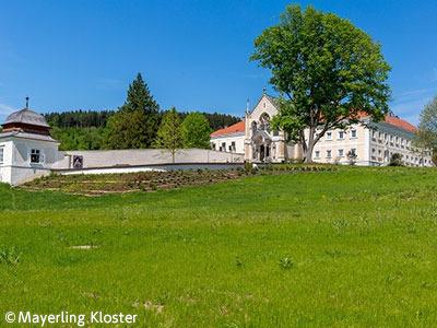 マイヤーリンク修道院