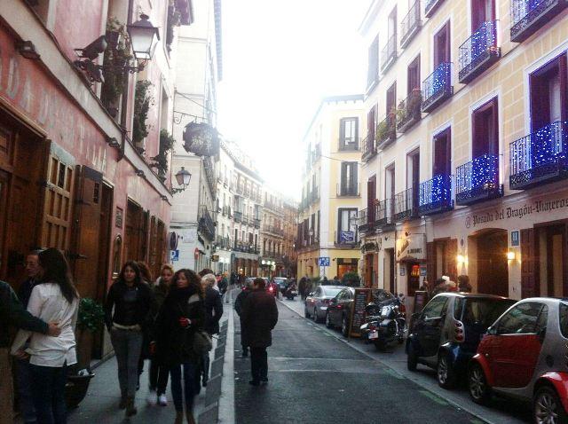 迷いやすい旧市街も安心