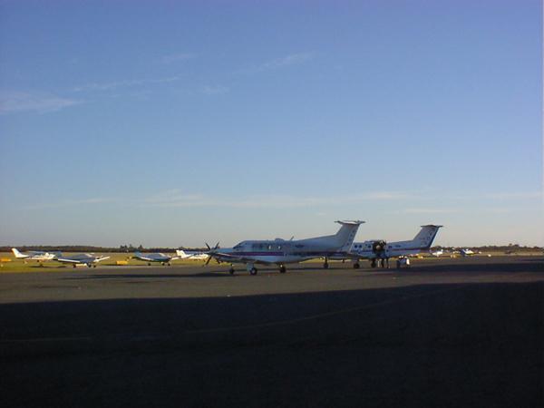ジャンダコット空港