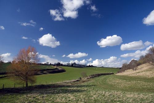 コッツウォルズの景色