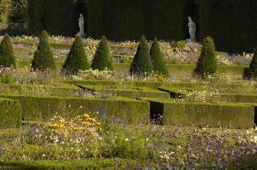 庭園の設計は天才造園家ル・ノートル