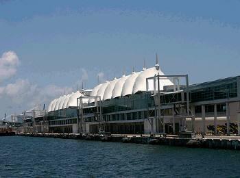 マイアミ港