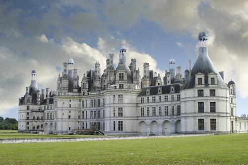 フランス・ルネッサンスの傑作といわれるシャンボール城