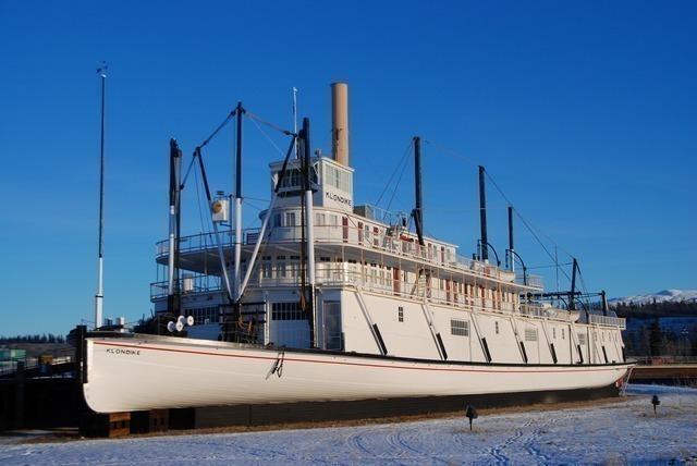 クロンダイク汽船(ホワイトホース)