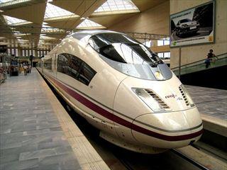 スペインの新幹線『AVE(アヴェ)』