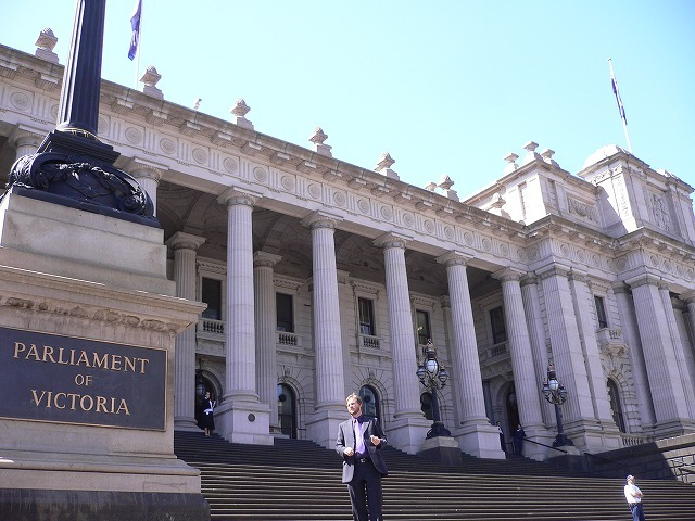 ビクトリア州の州会議事堂