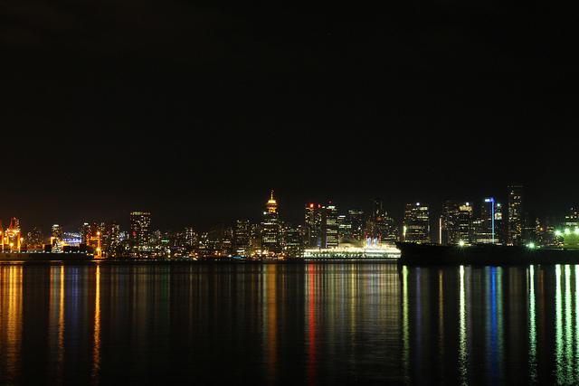 ロンズデールキーからの夜景イメージ