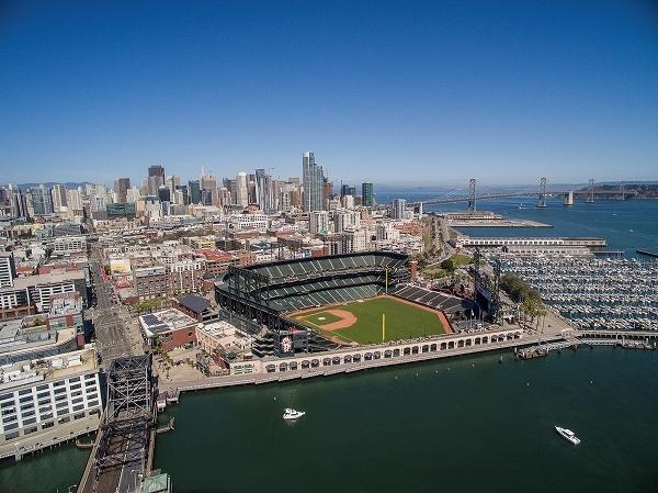 サンフランシスコジャイアンツ 本拠地 Oracle Park
